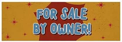 36x24 5-Pack CGSignLab Chalk Burst Window Cling Garage Sale