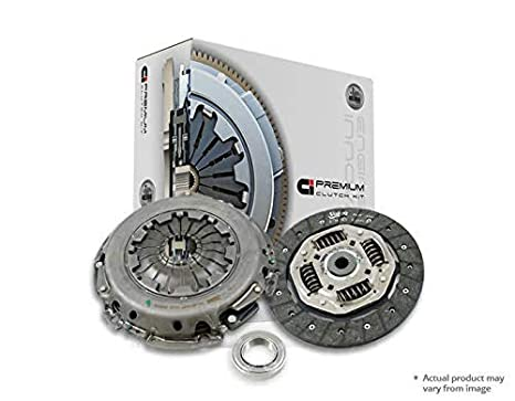 Mantic Stage Premium Clutch Kit | Heavy Duty Cover Assembly | Full Cerametallic, No Cushion