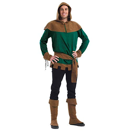 Robin Hood And Maid Marian Costumes (fun shack Mens Robin Hood,)