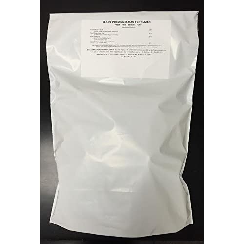 0-0-22 Premium K-Mag Fertilizer 10 lbs.