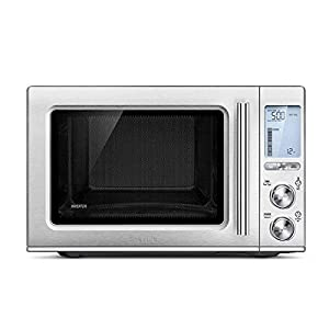 Breville BMO850BSS Smooth Wave Countertop Microwave Oven, Brushed Stainless Steel 11