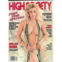Magazine nude vanna white high society