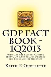 GDP Fact Book - 1Q2013: What are the Factors Causing Slow GDP Growth and Where is the Economic Job Recovery (The US Economy Exposed)