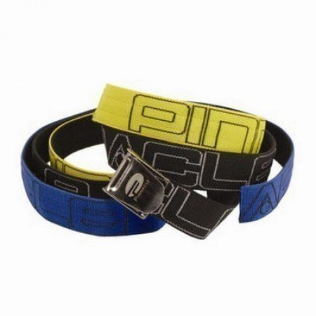 Standard Weight Belt - Yellow (Pinnacle Belt Diving)