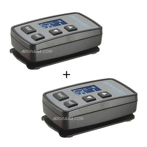 Broncolor Remote Control RFS 2 Transmitter/Receiver Kit by Broncolor
