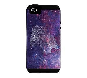 Constellations iPhone 5/5s Black Tough Phone Case - Design By Humans wangjiang maoyi