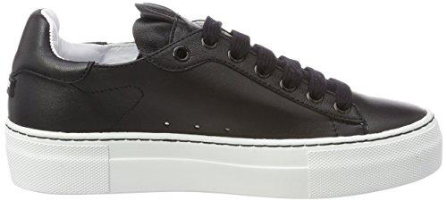Præger Jil Sanders Damer Sporty Sneaker Sort (nero) Bn966Wr0