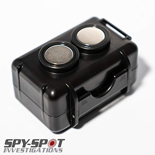 Spy Spot Magnetic Weather Proof Case for Mini Portable Real Time GPS Tracker Micro GPS Tracker Enduro-pro Gl 200 Gl 300 STI GL300 GL300W