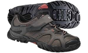 Zapatillas para mujer Shimano SH-WM43 marrón (Tamaño: 38)