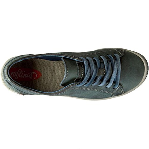 petrol Blue Trainers Women''s Isla Softinos XgZH7q