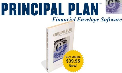 amazon com principal plan financial envelope software