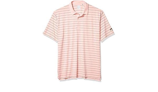 Callaway Performance Short Sleeve Stripe Polo Shirt, Dos Colores ...