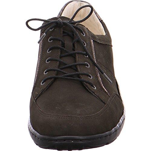 Ville Henni De Femme Marron Lacets 014 Pour Chaussures À 496013 Waldläufer 201 qXwYYt
