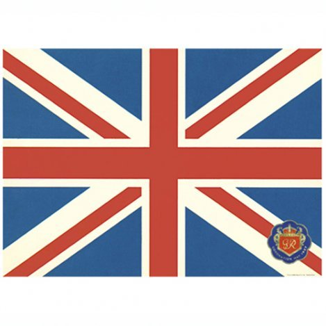 Union Jack Flag Prints Chic & Cheap Posters Art Pictures British Flag