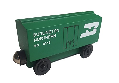 Whittle Boxcar - Burlington Northern 3