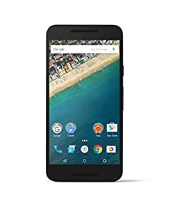 LG Google Nexus 5X H798 16GB Factory Unlocked GSM 4G LTE Hexa-Core Android Smartphone w/ 12.3MP Camera - Carbon/Black