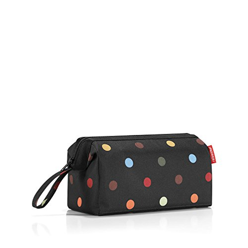 reisenthel travelcosmetic baroque taupe Dots