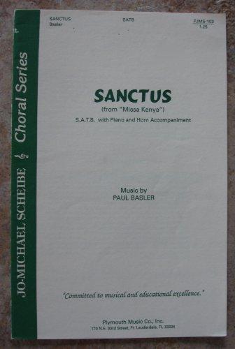 Sanctus (from