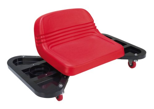 Professional Low Profile Detailing Seat (DTS2) - by Whiteside Manufacturing by Whiteside Manufacturing