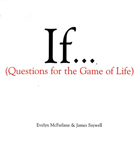 If     Questions For The Game Of Life