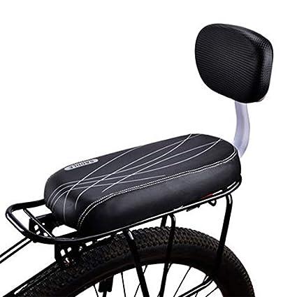 WERNG Cojín De Asiento Trasero De Bicicleta, Cojín De ...