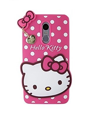 best cheap db98c 4dae1 Delkart Meow Cover for Xiaomi Redmi Note 4: Amazon.in: Electronics