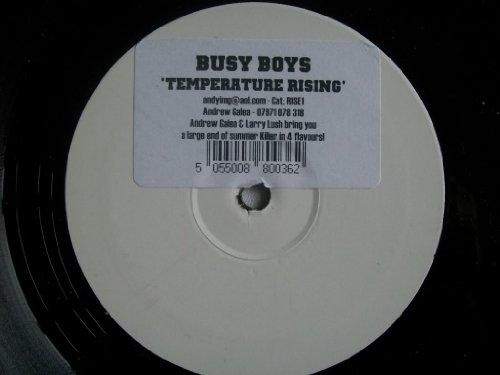 - BUSY BOYS Temperature Rising 12
