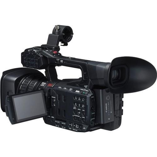 Canon XF205 High Definition Professional 1080p Camcorder, 20x Optical Zoom, 3.5'' OLED Display, Wi-Fi, HDMI/Ethernet/HD-SDI/3G-SDI