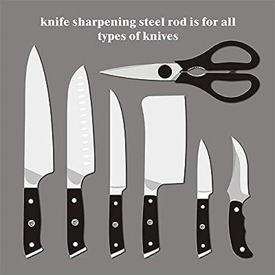 Compra HKDJ-Chaira, Afilador De Cuchillos para Cuchillos De ...