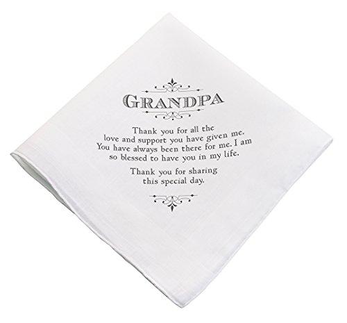 Lillian Rose Grandpa Hankie, - Rose Gp