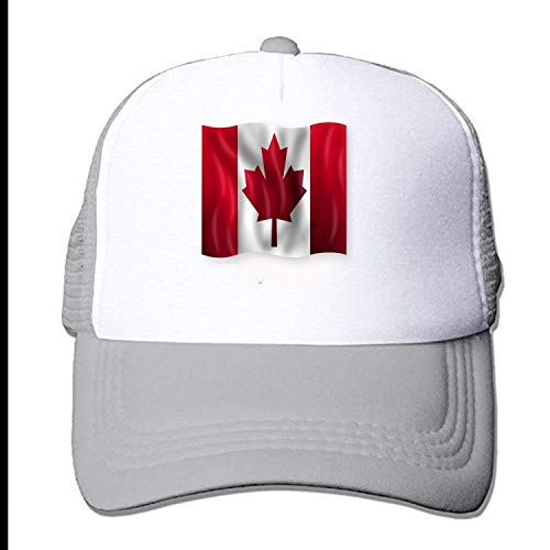 Canadian Flag Maple Leaf Washing can Adjust The Cap Style for Adult