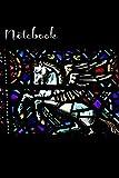 Notebook: Pegasus Greek Mythology Homework Book Notepad Notebook Composition and Journal Gratitude Diary Gift