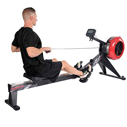 Stamina | X AMRAP Rowing Machine