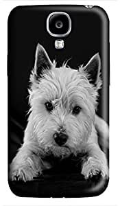 cassette Samsung S4 cases Happy Puppy Animal 3D cover custom Samsung S4 wangjiang maoyi