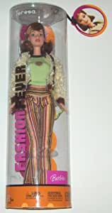 2004 Mattel Fashion Fever Teresa Barbie Doll & Accessories