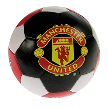 Official Manchester United FC Soft Football