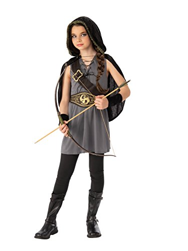Hooded Huntress Tween Costume (Tween Hooded Hunter Costume)