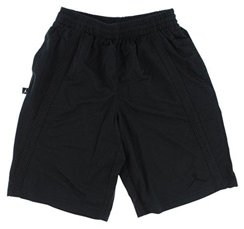 Jordan Baseline pantalones cortos Negro/Negro/Negro