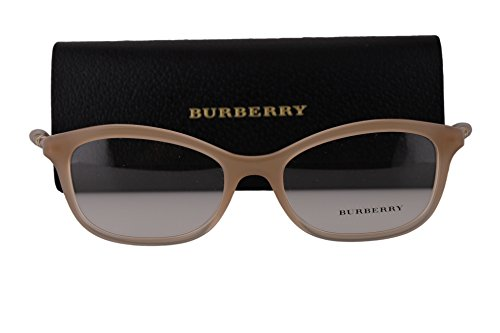Burberry BE2231 Eyeglasses 54-18-140 Gradient Beige 3354 BE - Burberry Womens Eyeglasses