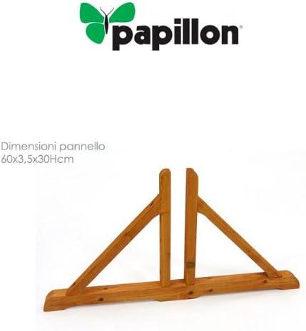 PAPILLON 8043010 Pies para Panel De Celosia 1 Pieza Doble: Amazon ...