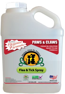 Dr. Ben's Paws & Claws - 1 Gal. by Cedar Oil Industries
