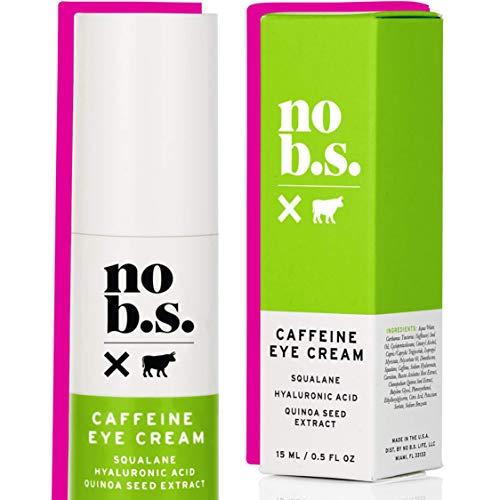 No B.S. Caffeine Eye