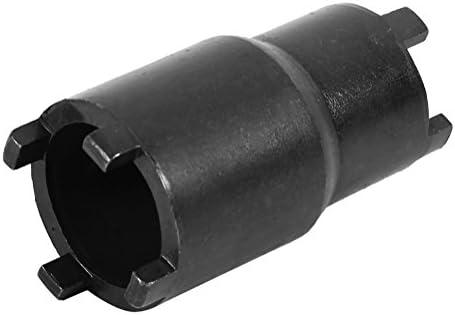 Vgeby - Llave de vaso para tuerca de bloqueo de embrague (20 mm, 24 mm), para Honda CRF 600RR / 450R / 250L, Pit 4 ruedas