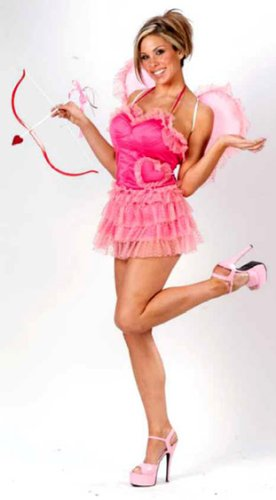 Sexy Cupid Costume - Medium/Large - Dress Size 10-14]()