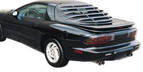 Willpak Industries 1369 ABS Car Louver for Chevrolet/Pontiac/TransAm