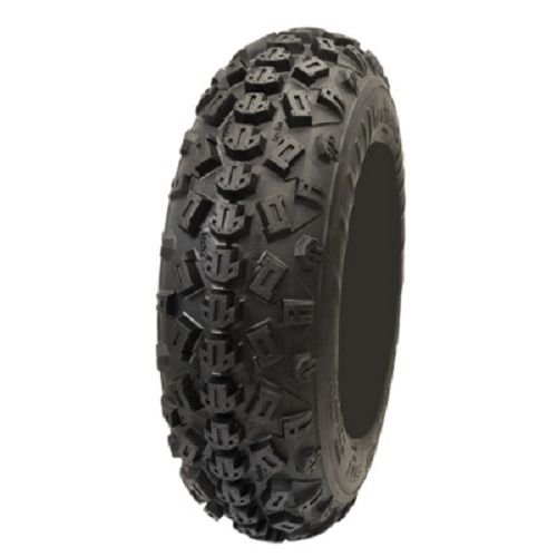 Full set of STI Tech 4 MX 20x6-10 and 18x10-8 ATV Tires (4) by Powersports Bundle (Image #1)