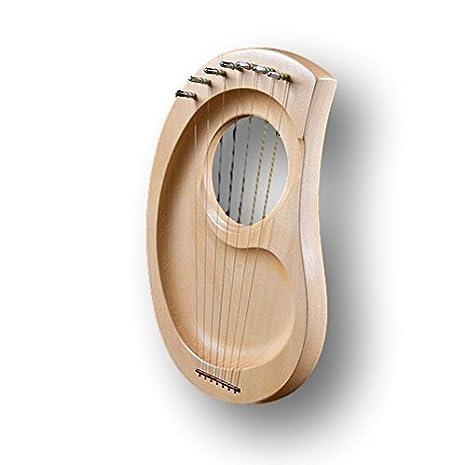Auris - My Little Lira (7 cuerdas pentatónica - Arpa: Amazon.es: Instrumentos musicales