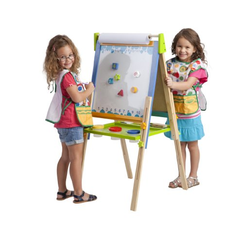 Ecr4kids 3 In 1 Premium Standing Art Easel With