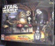 (Star Wars Jabba the Hutt Throne Room ERTL Model Kit)
