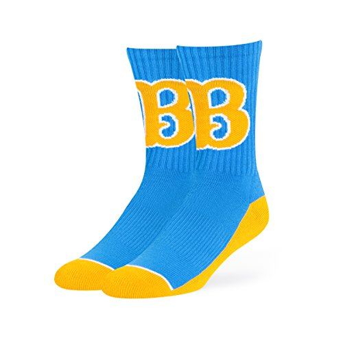 Ots Ncaa Ucla Bruins Anthem Sport Socks  Large  Blue Raz